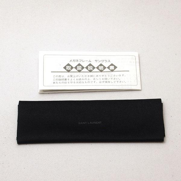 サンローラン サングラス 正規販売店SAINT LAURENT サン ローラン バイレイヤード SL28 034 Made In Italy ボストンN80nmw