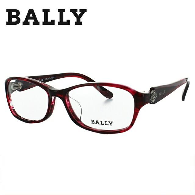 バリー メガネ フレーム 0円レンズ対象 BY1004J 03 54サイズ オーバル 伊達メガネ 度付メガネ レディース 新品 【BALLY】