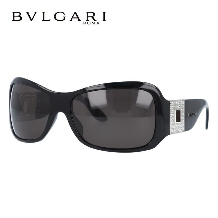 ブルガリ サングラス 度付き対応 BV8019B 501/87 UVカット 紫外線対策 新品 【BVLGARI】
