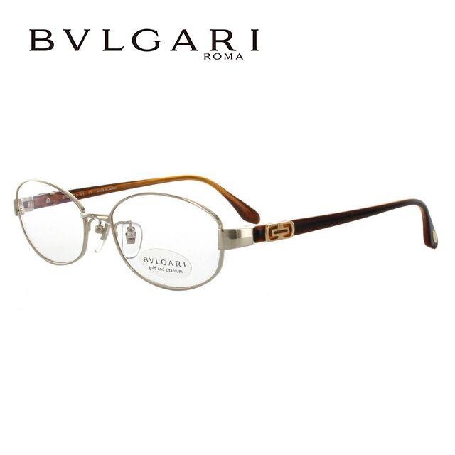 メガネ 度付き 伊達 PCメガネ 老眼鏡 遠近両用 ミラー 調光 カラーレンズ 各種対応。ブルガリの眼鏡を自分仕様にカスタマイズ【ギフトラッピング無料】 メガネ 度付き 度なし 伊達メガネ 眼鏡 ブルガリ BVLGARI BV2101TK 4054 53 ゴールド/ブラウン レディース UVカット 紫外線