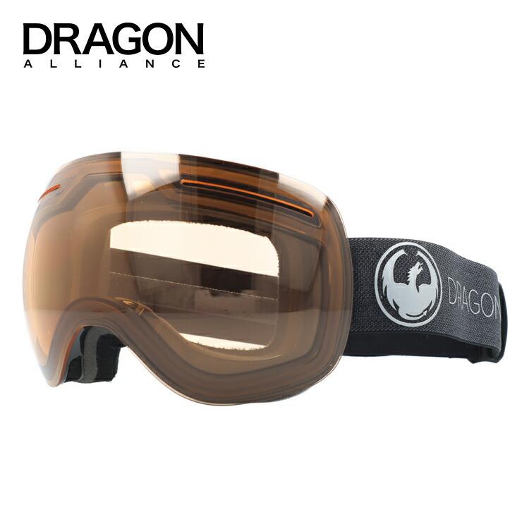 ドラゴン ゴーグル 調光 レギュラーフィット DRAGON X1 752-8339 スポーツ メンズ レディース スキーゴーグル スノーボードゴーグル スノボ