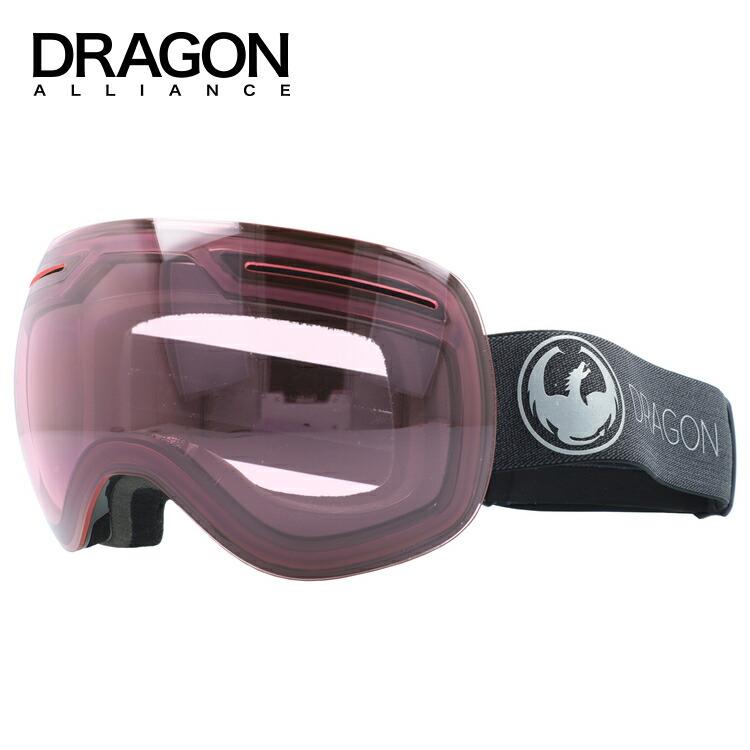 ドラゴン ゴーグル 調光 レギュラーフィット DRAGON X1 752-8341 スポーツ メンズ レディース スキーゴーグル スノーボードゴーグル スノボ