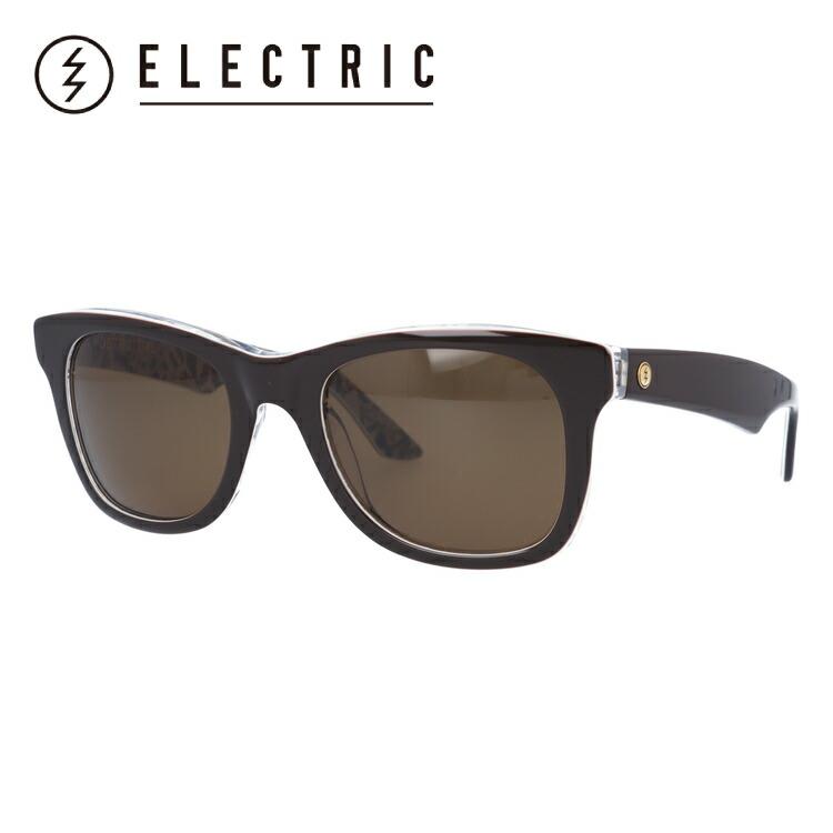 エレクトリック サングラス ELECTRIC DETROIT XL ES12148102 53サイズ MOJAVE/BRONZE ウェリントン メンズ レディース