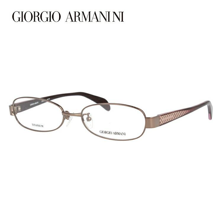 メガネ 度付き 伊達 PCメガネ 老眼鏡 遠近両用 ミラー 調光 カラーレンズ 各種対応。アルマーニの眼鏡を自分仕様にカスタマイズ【ギフトラッピング無料】 メガネ 度付き 度なし 伊達メガネ 眼鏡 GIORGIO ARMANI ジョルジオアルマーニ GA2679J 9L6 52サイズ チタン オーバル UVカット 紫外線