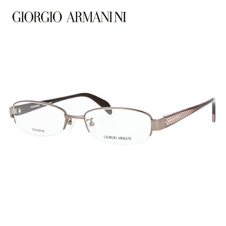 メガネ 度付き 伊達 PCメガネ 老眼鏡 遠近両用 ミラー 調光 カラーレンズ 各種対応。アルマーニの眼鏡を自分仕様にカスタマイズ【ギフトラッピング無料】 GIORGIO ARMANI ジョルジオ アルマーニ 伊達メガネ 眼鏡 GA2680J 9L6 51サイズ チタン ハーフリム スクエア 【スクエア型】