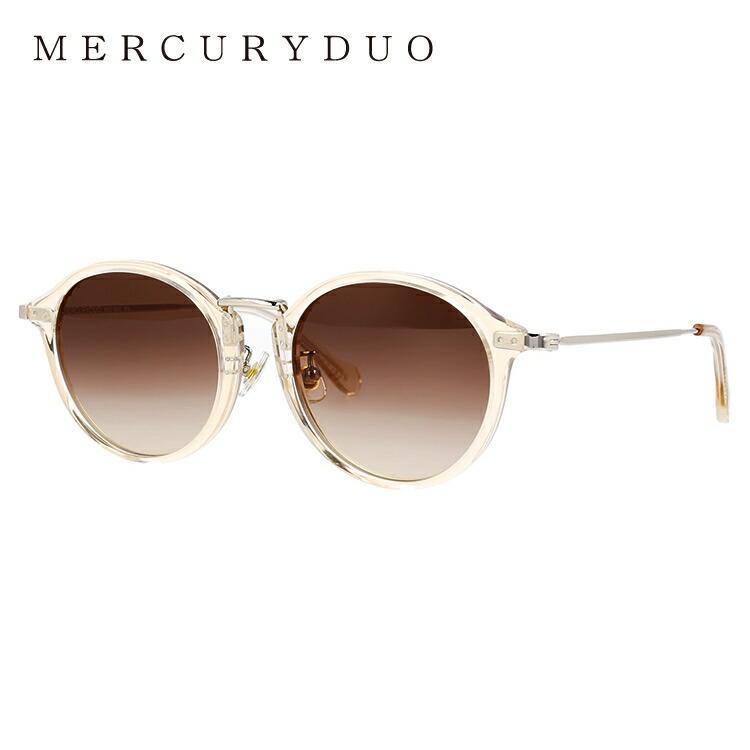 マーキュリーデュオ サングラス MERCURYDUO MDS 9023-2 50サイズ ボストン レディース
