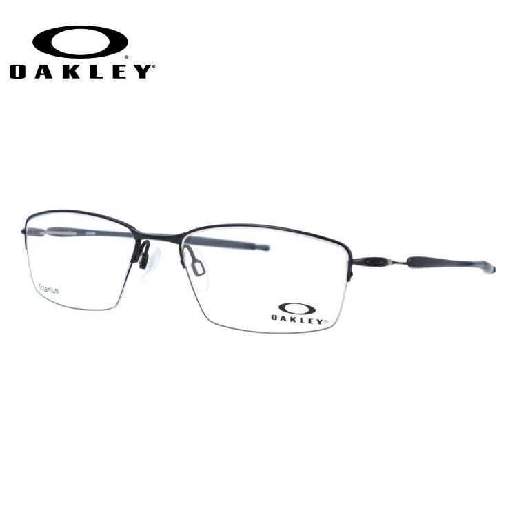 オークリー メガネ フレーム リザード OX5113-0156 56 サテンブラック 調整可能ノーズパッド Lizard スポーツ スポーツメガネ 眼鏡 【OAKLEY】
