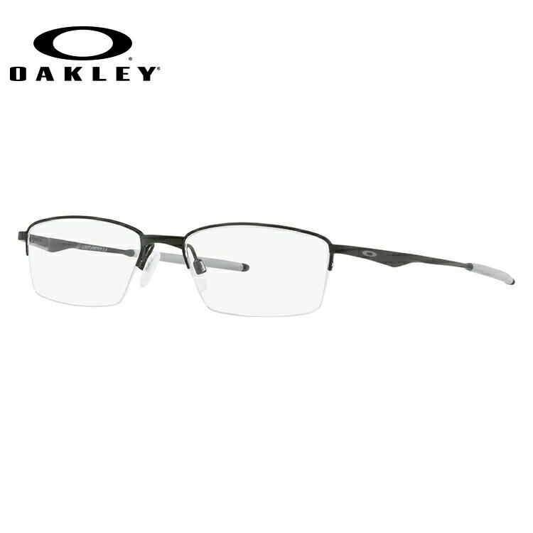 オークリー 眼鏡 フレーム OAKLEY メガネ LIMIT SWITCH リミットスイッチ OX5119-0152 52 レギュラーフィット(調整可能ノーズパッド) スクエア型 メンズ レディース 度付き 度なし 伊達 ダテ めがね 老眼鏡 サングラス【国内正規品】