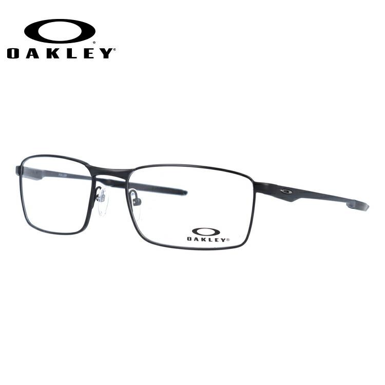 オークリー 眼鏡 フレーム OAKLEY メガネ FULLER フラー OX3227-0155 55 レギュラーフィット(調整可能ノーズパッド) スクエア型 メンズ レディース 度付き 度なし 伊達 ダテ めがね 老眼鏡 サングラス【海外正規品】