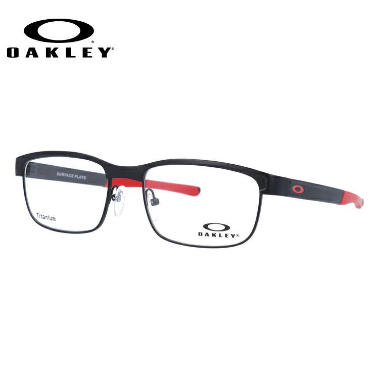 オークリー メガネ フレーム 国内正規品 サーフェスプレート OX5132-0452 52サイズ メンズ レディース ユニセックス ブロー 度付きメガネ 伊達メガネ 新品【OAKLEY/SURFACE PLATE】