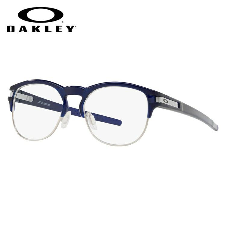 オークリー メガネ フレーム 2018年新作 ラッチKEY RX OX8134-0352 52サイズ メンズ レディース ユニセックス ボストン 度付きメガネ 伊達メガネ 新品 【OAKLEY/LATCH KEY RX】