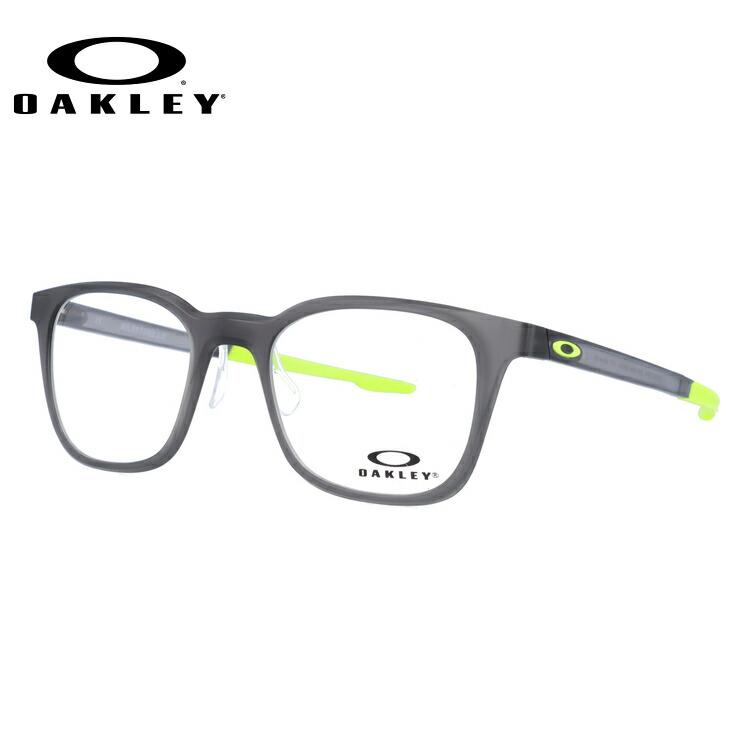 オークリー 眼鏡 フレーム OAKLEY メガネ MILESTONE 3.0 マイルストーン3.0 OX8093-0649 49 レギュラーフィット ウェリントン型 スポーツ メンズ レディース 度付き 度なし 伊達 ダテ めがね 老眼鏡 サングラス【国内正規品】