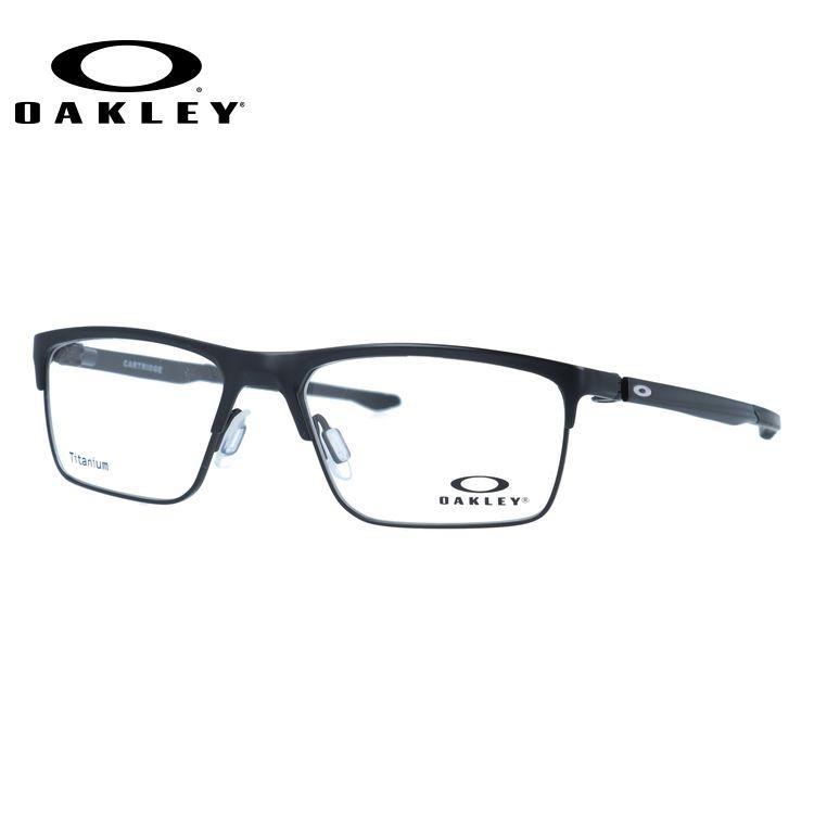 オークリー メガネ フレーム 2018年新作 カートリッジ OX5137-0154 54サイズ メンズ レディース ユニセックス スクエア 度付きメガネ 伊達メガネ 新品 【OAKLEY/CARTRIDGE】
