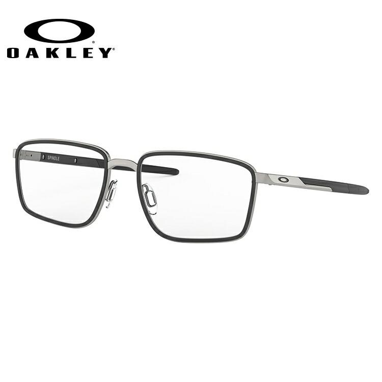 オークリー メガネ フレーム 2018年新作 スピンドル OX3235-0154 54サイズ メンズ レディース ユニセックス レギュラーフィット スクエア 度付きメガネ 伊達メガネ 新品 【OAKLEY/SPINDLE】