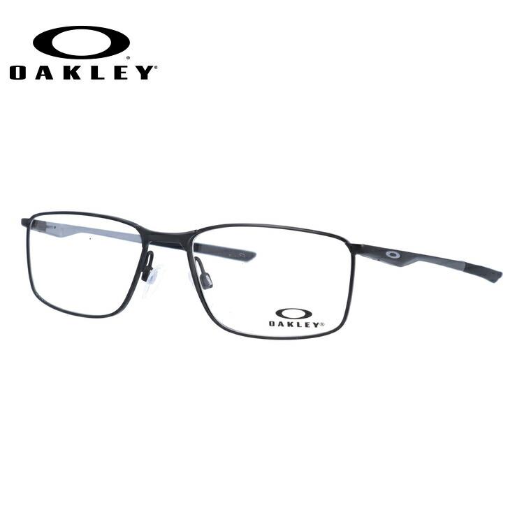 オークリー 眼鏡 フレーム OAKLEY メガネ SOCKET 5.0 ソケット5.0 OX3217-0155 55 レギュラーフィット(調整可能ノーズパッド) スクエア型 メンズ レディース 度付き 度なし 伊達 ダテ めがね 老眼鏡 サングラス【海外正規品】