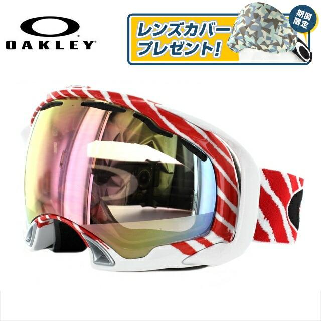 オークリー ゴーグル スプライス 57-425J アジアンフィット ジャパンフィット ミラーレンズ 全天候型 ヘルメット対応 スキーゴーグル スノーボード用ゴーグル 【OAKLEY/SPLICE】