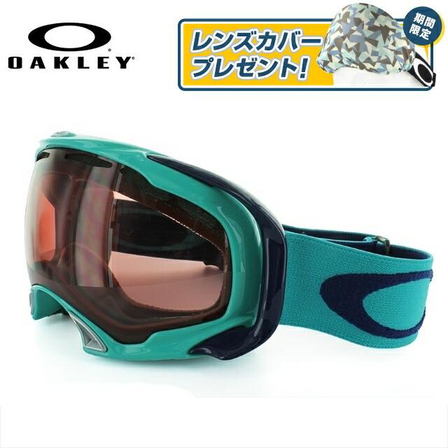 オークリー ゴーグル スプライス 2014-2015年モデル 59-519J アジアンフィット ジャパンフィット 全天候型 ヘルメット対応 スキーゴーグル スノーボード用ゴーグル【OAKLEY/SPLICE】