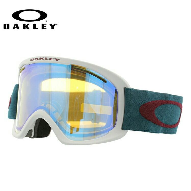オークリー ゴーグル Oフレームプロ2.0XL OO7112A-09 メンズ レディース ユニセックス アジアンフィット ミラーレンズ スキーゴーグル スノーボード用ゴーグル 新品 【OAKLEY/O Frame 2.0 PRO XL】