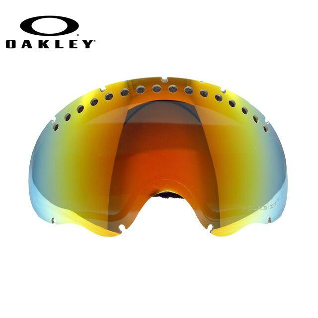 オークリー ゴーグル 交換レンズ エーフレーム 01-044 偏光レンズ ミラーレンズ スノーゴーグル用 替えレンズ スペアレンズ リプレイスメント 【OAKLEY/A FRAME】