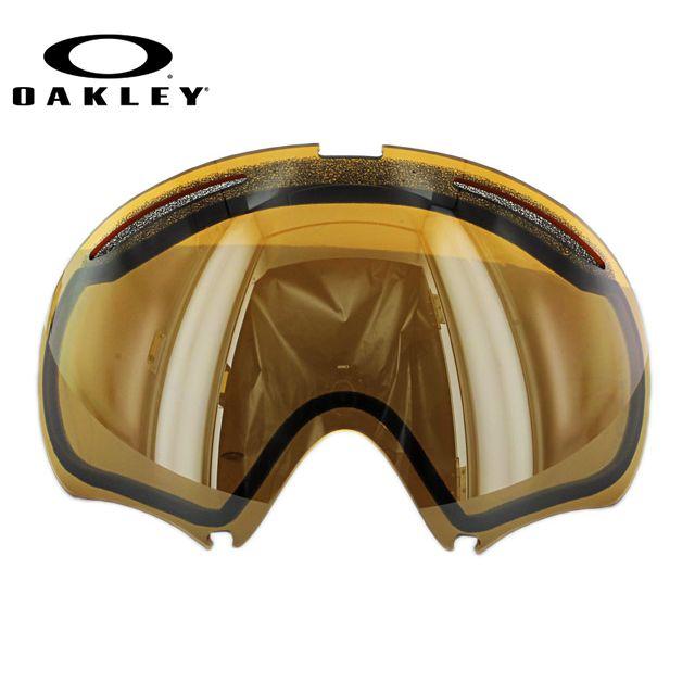 オークリー ゴーグル 交換レンズ エーフレーム2.0 59-683 ミラーレンズ スノーゴーグル用 替えレンズ スペアレンズ リプレイスメント 【OAKLEY/A FRAME 2.0】
