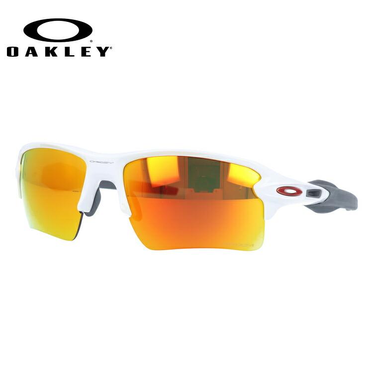 オークリー ミラーサングラス 2018年新作 フラック2.0 XL OO9188-9359 59サイズ メンズ レディース ユニセックス レギュラーフィット プリズムレンズ ミラーレンズ TEAM COLORS 新品 【OAKLEY/FLAK 2.0 XL】
