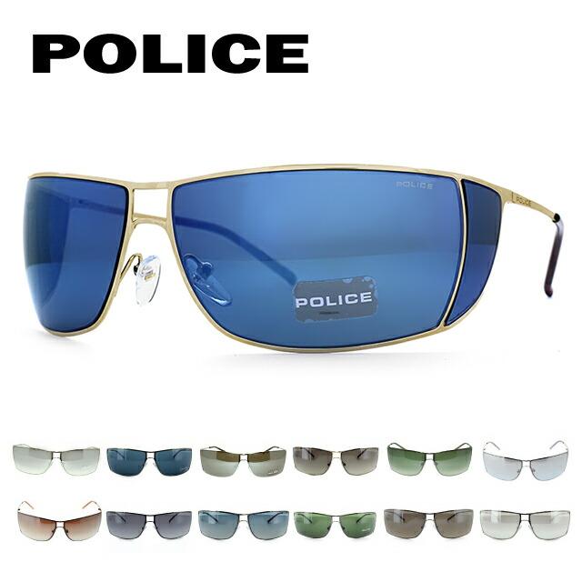 ポリス サングラス S2819M(S2819K) 全13カラー メンズ レディース UVカット ダブルブリッジ 新品 【POLICE】