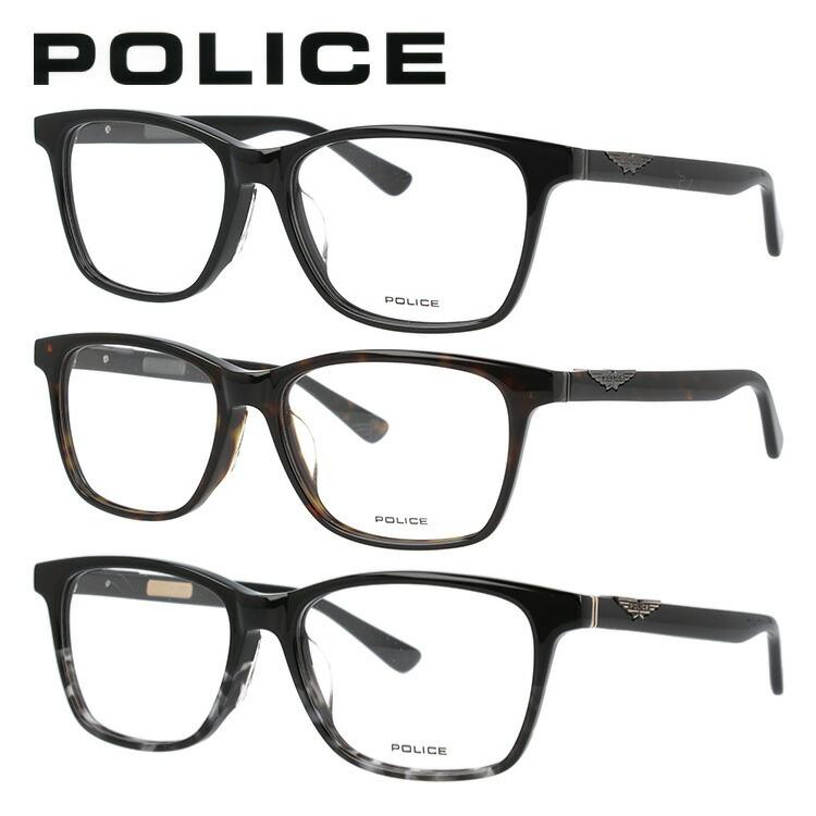 メガネ 度付き 伊達 PCメガネ 老眼鏡 遠近両用 カラー 各種対応 ポリスの眼鏡を自分仕様にカスタマイズ ギフトラッピング無料 度付きレンズ無料 ポリス フレーム ブルーライト レディース 度付きメガネ 伊達メガネ 爆売りセール開催中 POLICE メンズ 54サイズ スクエア 全3カラー ユニセックス デポー 眼鏡 VPLA14J 送料無料