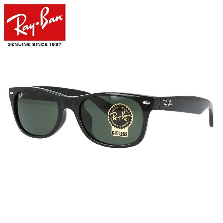 Model for Japanese Ray-Ban Ray-Ban Wayfarer sunglasses with enabled  RB2132F52 901 WAYFARER Black  G-15XLT (dark green) full fitting model RayBan  cheap UV ... adc4806165