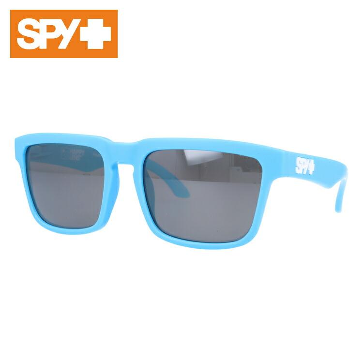スパイ サングラス 国内正規品 SPY HELM ヘルム Matte Blue/Happy Bronze Polarized (偏光レンズ)/Black Mirror【レディース】【メンズ】 UVカット