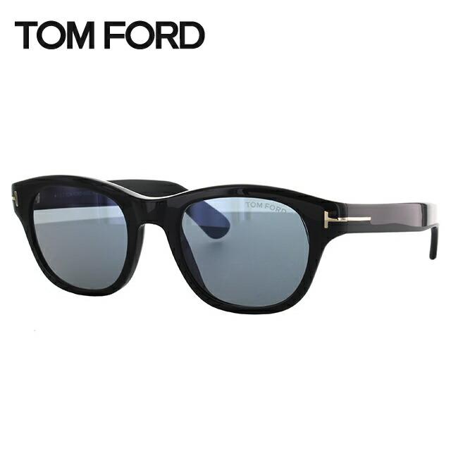 トムフォード 調光サングラス 度付き対応 オキーフ TF0530 01V 51サイズ(FT0530) メンズ レディース ユニセックス ウェリントン USフィット レギュラーフィット UVカット 新品 【TOM FORD O'Keefe】