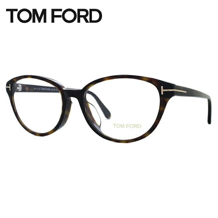 トムフォード メガネフレーム アジアンフィット TOM FORD TF5422F (FT5422F) 052 53サイズ フォックス メンズ レディース ユニセックス