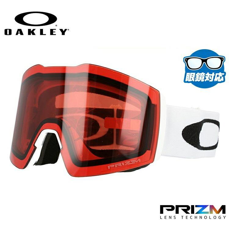 スノーゴーグル プリズム OO7099-09 XL 曇り止め FALL UVカット 平面ダブルレンズ オークリー OAKLEY SKI スノーボード レディース ウィンタースポーツ スキー レギュラーフィット フォールラインXL メンズ LINE 眼鏡対応 SNOWBOAD 紫外線