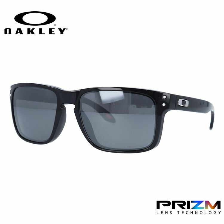 度付き対応 オークリー OAKLEY サングラス カラーレンズ メンズ レディース アイウェア 初回限定 UVカット 紫外線 UV対策 プリズム ミラーレンズ 現品 プレゼント ギフト OO9102-E155 HOLBROOK 57サイズ レギュラーフィット スクエア ホルブルック 海外正規品
