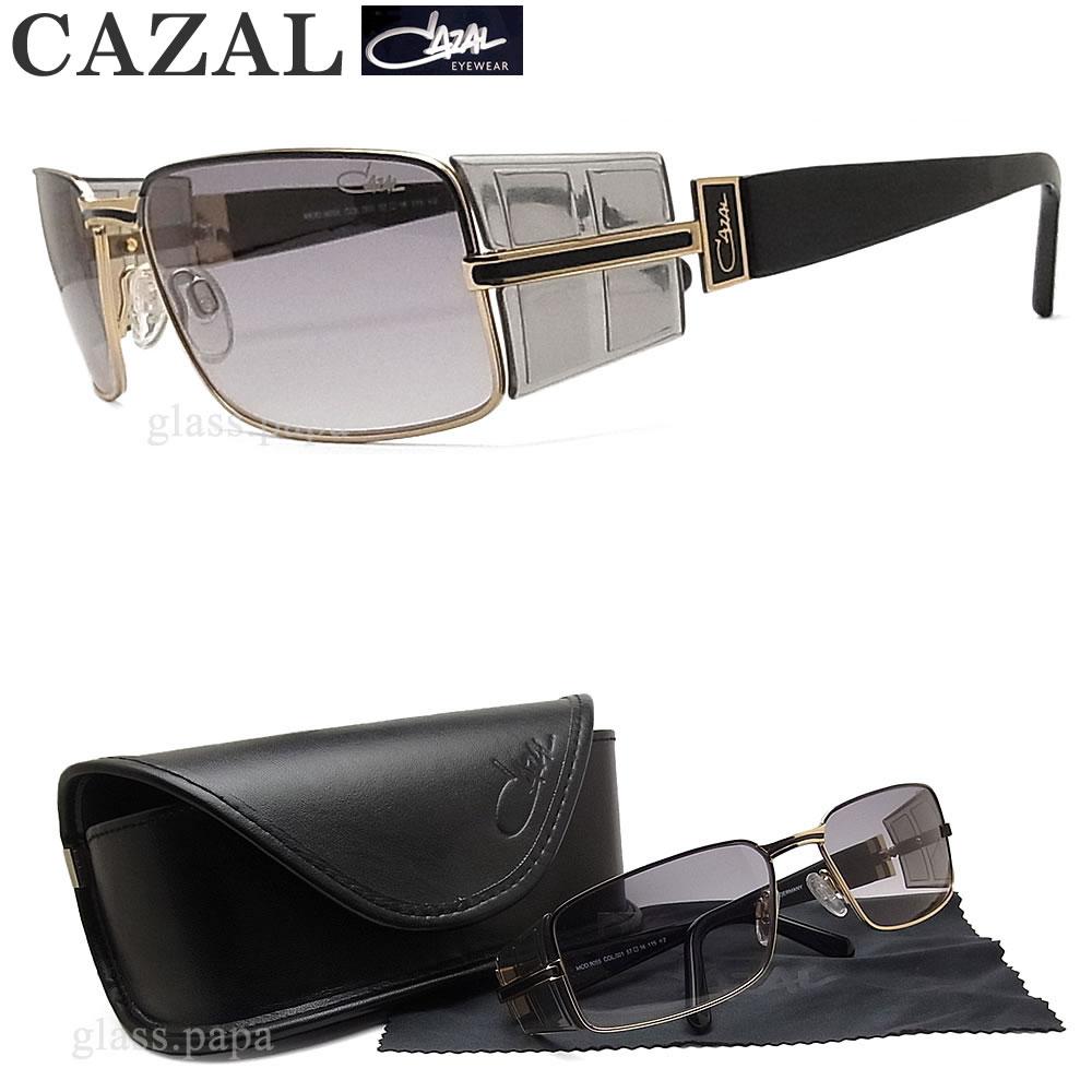 カザール サングラス CAZAL 9055-001 【送料無料・代引手数料無料】 【新品 ドイツ製】