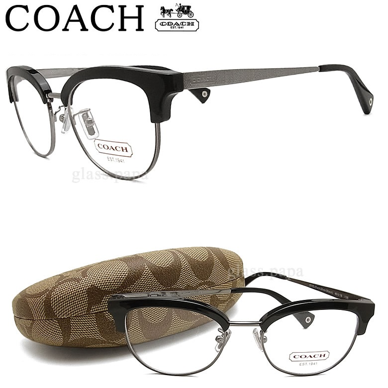 glasspapa: ☆ coach COACH eyeglass frames HC5040-9135 glasspapa ...
