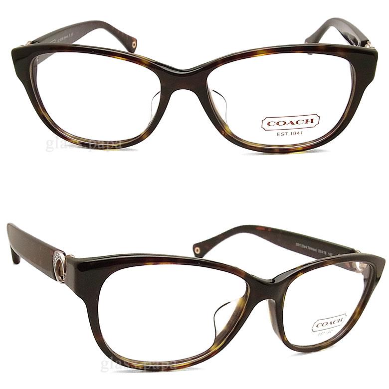 glasspapa: ☆ coach COACH eyeglass frames HC 6038F-5001 glasspapa ...