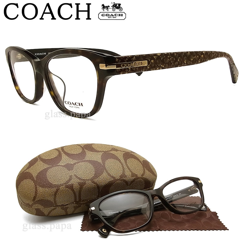 glasspapa: Coach glasses COACH HC 6050F-5227 Lakota Eyewear brand ...