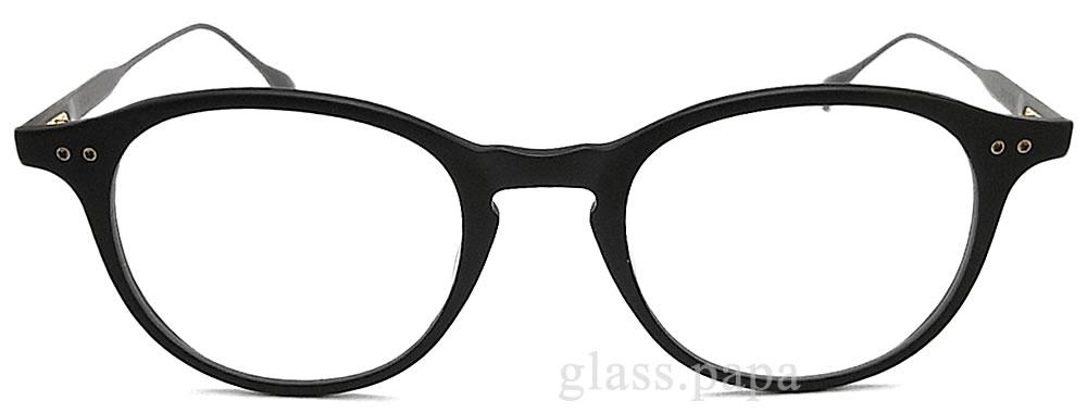 ditamegane DITA DRX-2073-A-BLK眼镜古典没镜片的眼镜度从属于的垫子黑色人glasspapa
