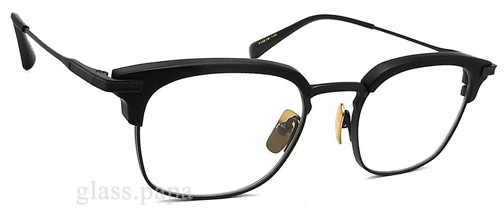 要点5倍!! 到分在马拉松2月9日在01:59有ditamegane DRX-2080-C-BLK眼镜古典没镜片的眼镜度黑色人glasspapa