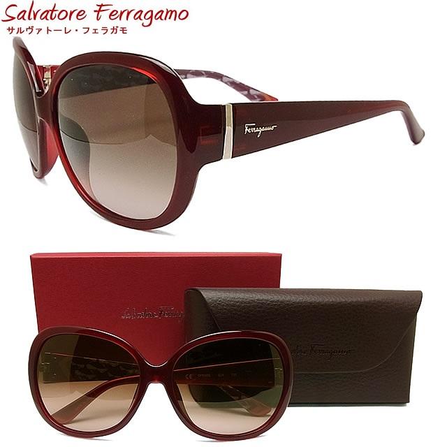 フェラガモ サングラス Salvatore Ferragamo SF655S-624 【送料無料・代引手数料無料】 UVカット