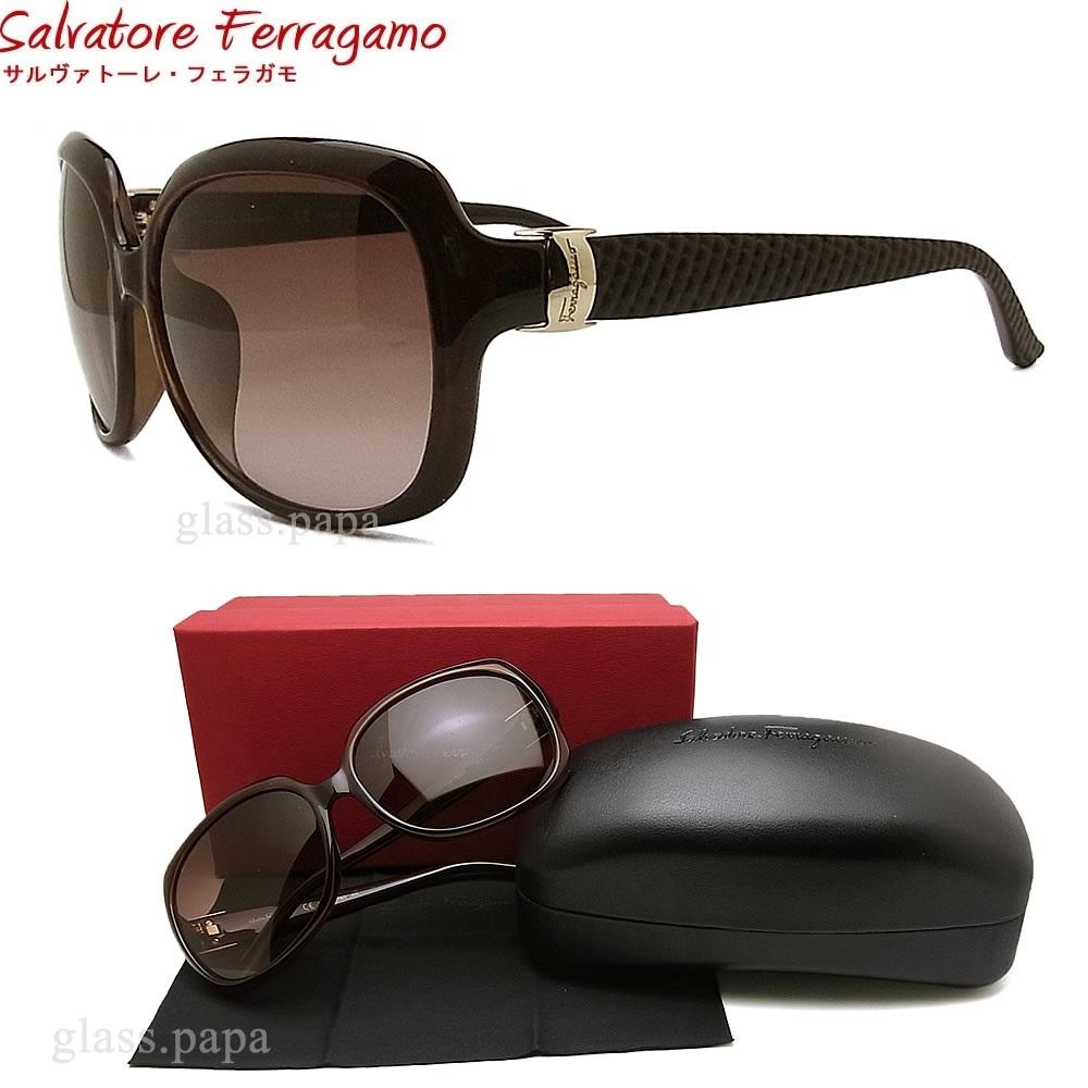 フェラガモ サングラス Salvatore Ferragamo 739SA-210 【送料無料・代引手数料無料】 UVカット
