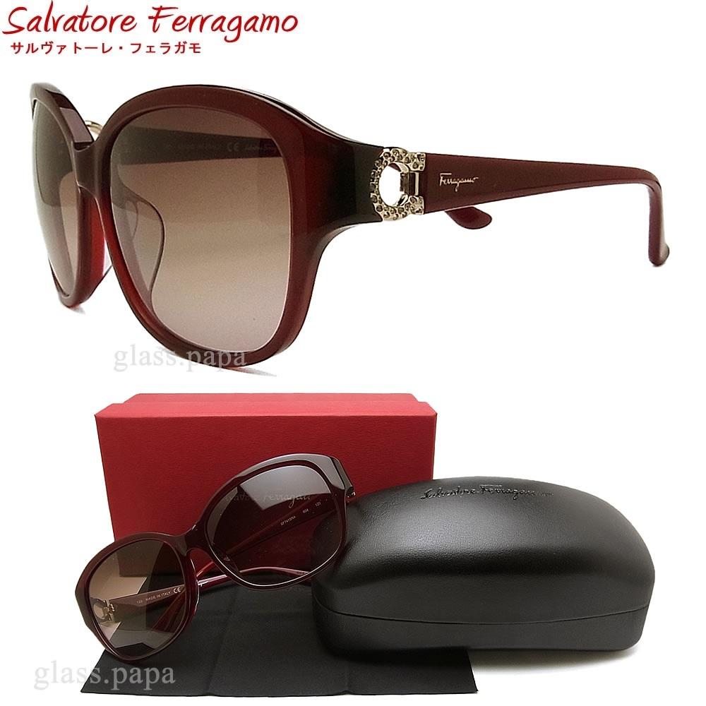 フェラガモ サングラス Salvatore Ferragamo 741SRA-604 【送料無料・代引手数料無料】 UVカット
