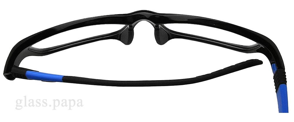 耐克眼镜框架 7879AF-009 眼镜品牌运动 ITA 眼镜与黑色男装 glasspapa