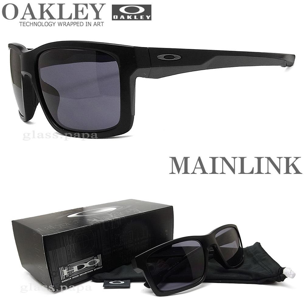 OAKLEY オークリー サングラス メインリンク [OAKLEY MAINLINK] 009264-01 【送料無料・代引き手数料無料】 UVカット