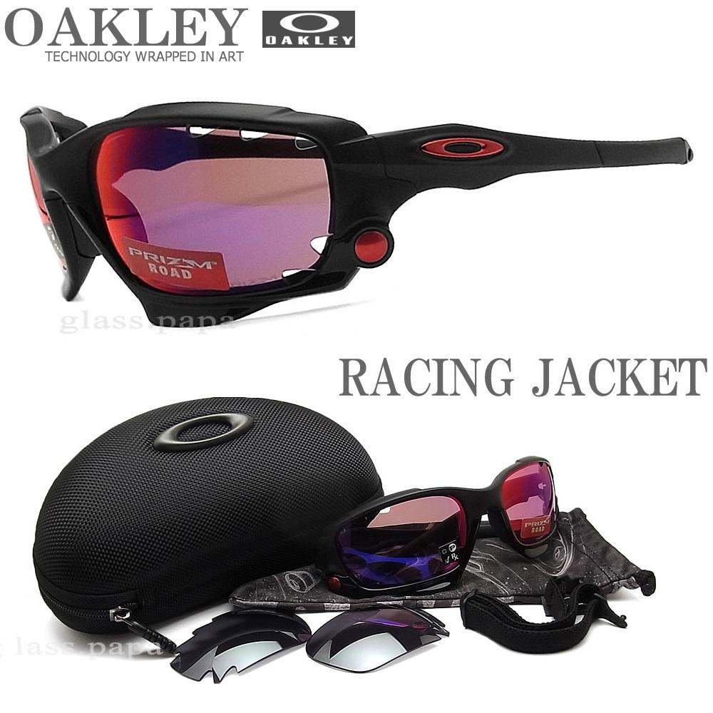 OAKLEY オークリー サングラス Matte レイシングジャケット RACING 009171-3762 [ RACING JACKET サングラス PRIZM ROAD プリズムロード ] Matte Black, 茨城町:b8d54eb7 --- wap.acessoverde.com