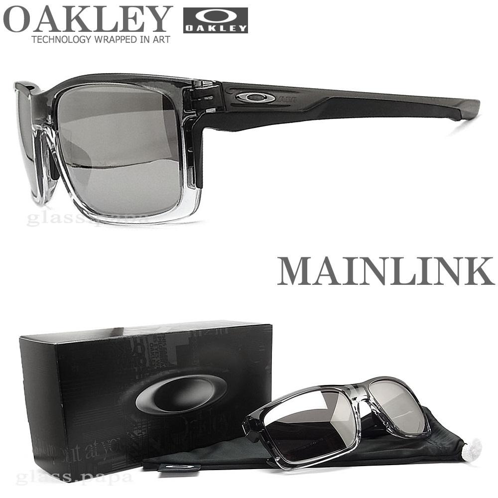 OAKLEY オークリー サングラス メインリンク [OAKLEY MAINLINK] 009264-13 【送料無料・代引き手数料無料】 UVカット