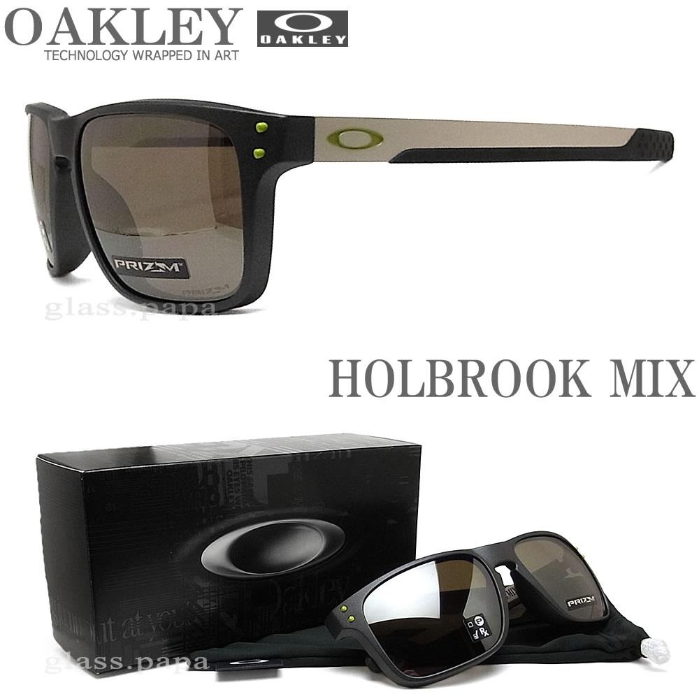OAKLEY オークリー サングラス 009385-0557 ホルブルックミックス HOLBROOK MIX PRIZM BLACK プリズムブラック STELL