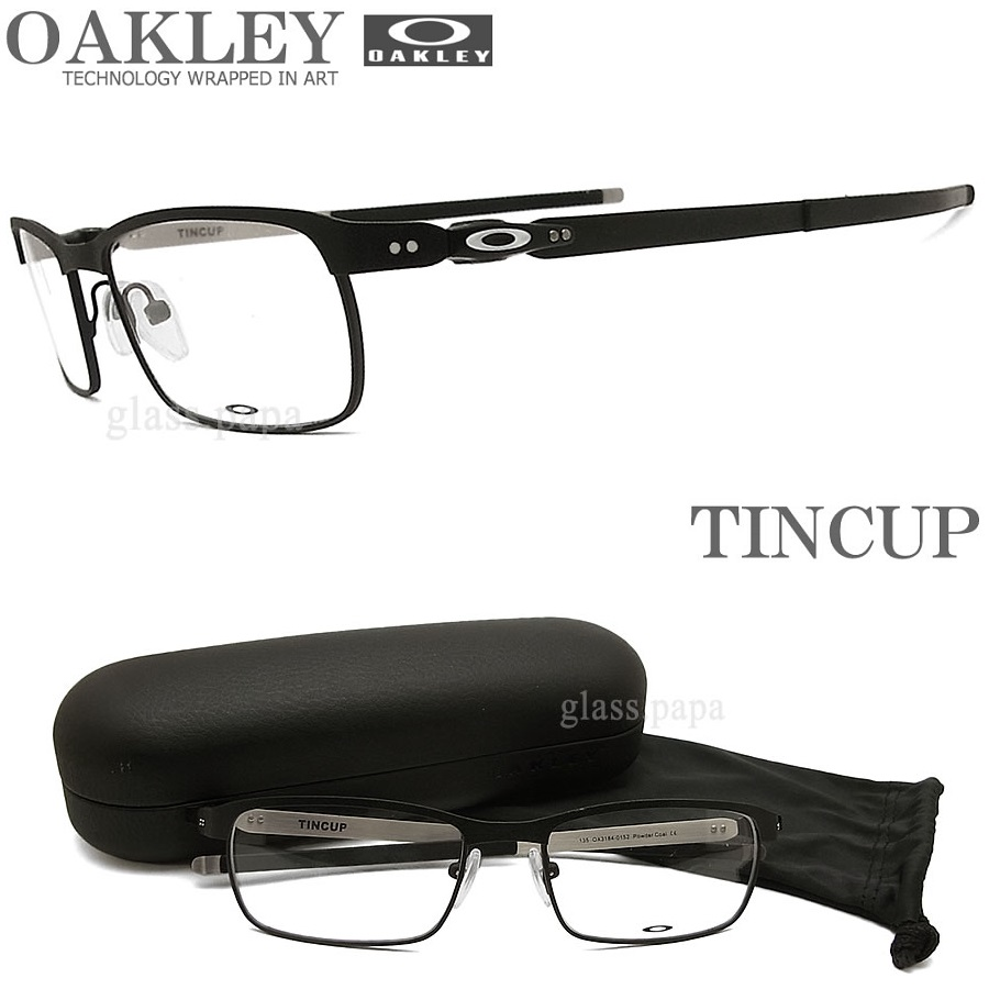 cbea970122 Oakley eyewear OAKLEY  TINCUP Tin  sports men ITA OX3184-0152 brand glasses  glasses with black and women s glasspapa