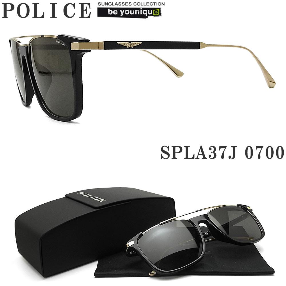 POLICE ポリス サングラス SPLA37J 0700 ORIGINS EVO1 ブラック×ゴールド ツーブリ メンズ レディース 国内正規品