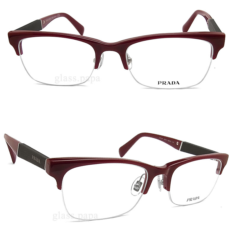 Prada Glasses Frame Malaysia : glasspapa Rakuten Global Market: ? Prada PRADA glasses ...